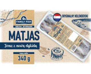 Matjas Family Fish